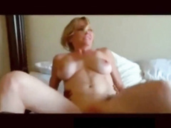 Deep and hardcore fuck for a blonde white wife